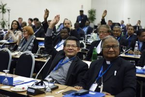 Voting — ICMC Council Plenary Meeting.